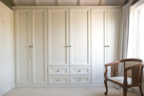 Bedroom Wardrobe Cabinet Designs